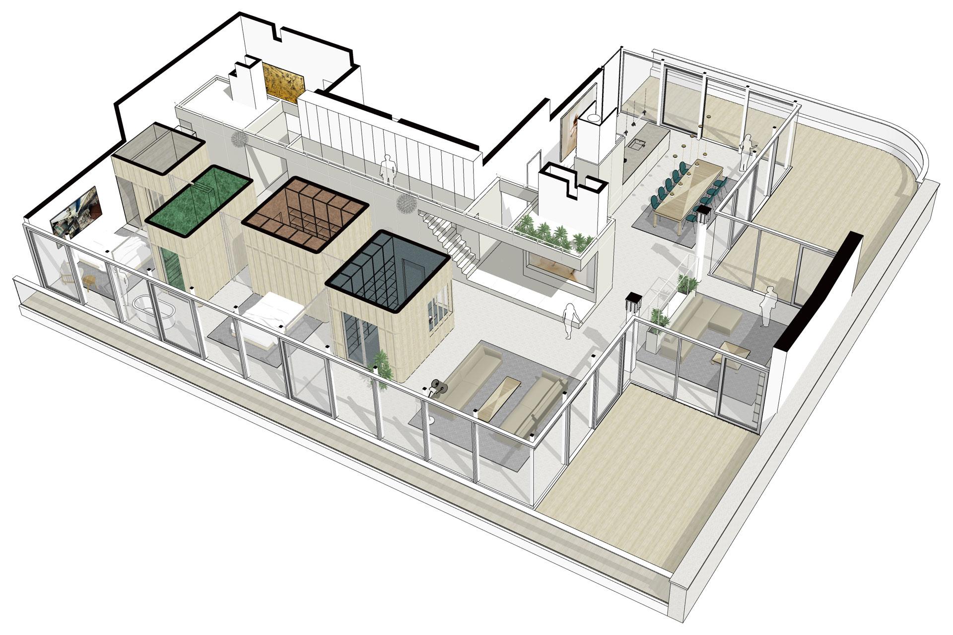 Bureau-Fraai_Penthouse-Oostduin_01
